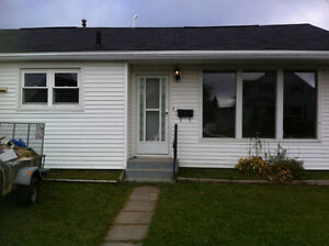 Cozy bright home for rent in East Saint John