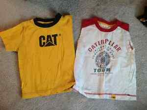 Size 4 CAT T-shirt and Tank Cambridge Kitchener Area image 1