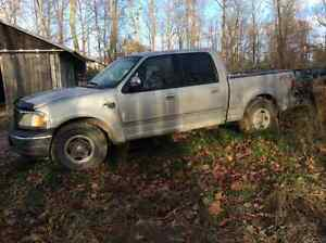 2002 Ford F-150 SuperCrew XLT Pickup Truck London Ontario image 1