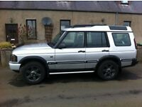 Land rover discovery td5 es 2004