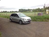 24/7 Trade sales NI Trade prices for the public 2007 Ford Fiesta 1.25 Style Climate 3 Door