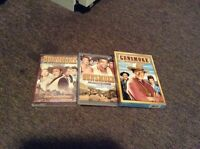 GunSmoke Season 2 & 3, plus GunSmoke - The directors Cut!!!!