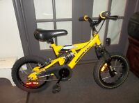 velo Super Cycle Kidz , 1 vitesses , 14''x 2'' 1.25 ( 57-406 )