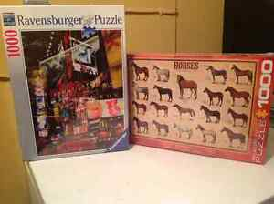NEW Plastic Wrapped Puzzles London Ontario image 1
