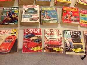 120 Mechanix illustrated vintage Magazines Regina Regina Area image 4