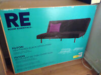 New Futon - Black - In Box