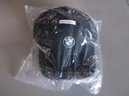 BMW Roundel Cap - Black - 80162208705