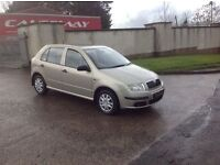 24/7 Trade sales NI Trade Prices for the public 2006 Skoda Fabia 1.2 Classic low miles