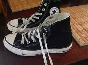 Converse Chuck Taylor hightops shoes for boys or girls