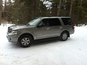 2008 Ford Expedition XLT 4x4 5.4L Automatic $14,200.00 OBO