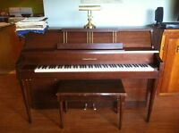 Gerhard Heintzman piano