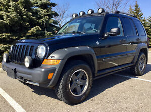 2006 Jeep Liberty Renegade SUV *Clean*