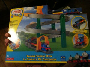 Thomas the train playset