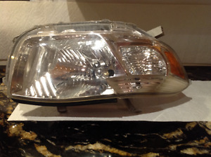 Headlights (left/right) Toyota Highlander 2008