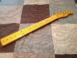 Telecaster neck & tuners