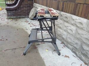 Workmate Deluxe Dual Height Bench London Ontario image 6