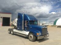 1998 freight liner tractor