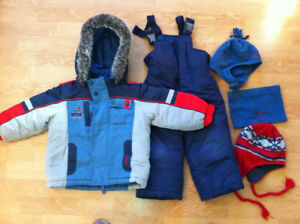 Boy Winter Suit - 2T
