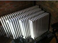 Acova column radiators
