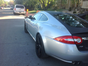 2010 Jaguar XKR Leather Coupe (2 door)