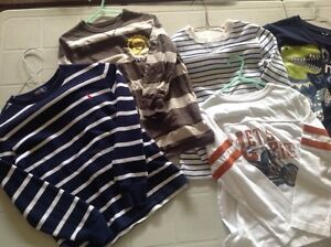 Only $2 each! Boys sizes 4-7 shirts