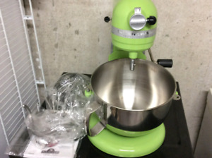 KitchenAid Mixers for sale ( New open Box)