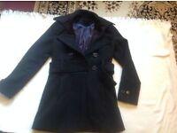 Next ladies coat size: 8 used £2