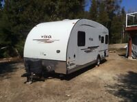 2013 Gulstream Visa 19ERD travel trailer