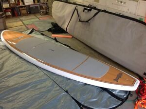 jimmy styks standup paddle board & locking carrier straps