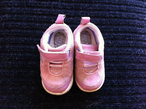 Girl Toddler Size 5 Shoes