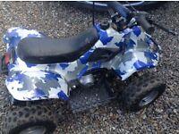 Loncin 110 quad bike
