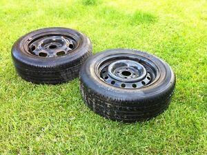 Jetta / Golf VW Tires on Rims- P196/60 R14