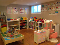 Bilingual Licensed Home Daycare / Orléans - Avalon