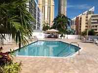 Wow ! Condo a louer Sunny isles beach Floride Hallandale