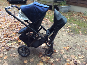 2014 UPPAbaby Vista (whole package)