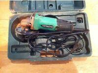 Hitachi grinder 240v 2014