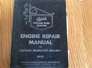 1930 1940 ENGINE REPAIR MANUAL