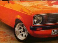 Polish/English Garage, MJA Motors
