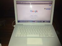 Mid 2009 MacBook . OS X 10.9 2.2Ghz Core2 Duo