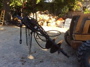 """Brand new 18"""" auger"""