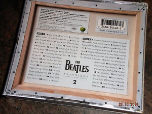 THE BEATLES ANTHOLOGY 1 & 2 Kitchener / Waterloo Kitchener Area image 3
