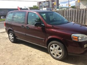 2008 Chevrolet Uplander LS 128KM Great condition drives like new