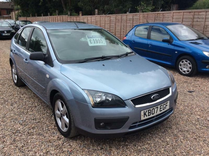 2007 ford focus zetec climate tdci 1 8 in coventry west midlands gumtree. Black Bedroom Furniture Sets. Home Design Ideas