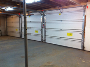 Oversized Triple Garage for rent