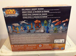 Star Wars Command EPIC ASSAULT: RANCOR REVENGE by Hasbro Gaming Cambridge Kitchener Area image 2