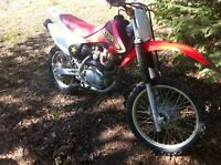 2012 crf 150 forsale