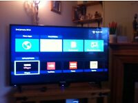 49 inch smart television