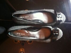 Nine West size 12 biz casual flat $15