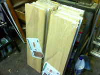 Stair Tread and Riser Kits