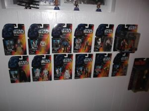 trade for a project? $2,500 action figure collection
